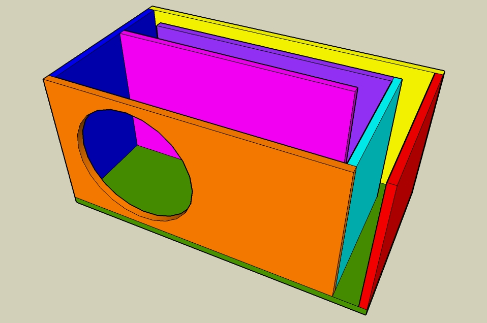 Labyrinth ported box design archives db dynamix audio for L ported box calculator